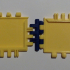 Fillygons Polypanel single edge adapter image