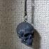 Free Detailed Skull print image