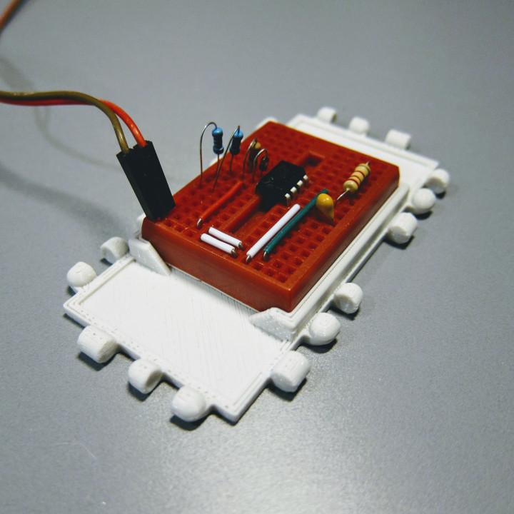Prototype Base Panels :: Polypanel Electronics