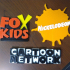 90s Cartoon Channels Logos image