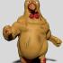 Ernie the chicken image