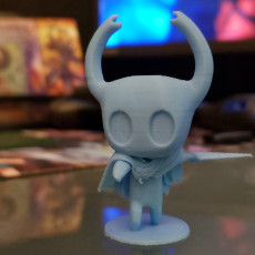 Picture of print of Hollow Knight: The Knight
