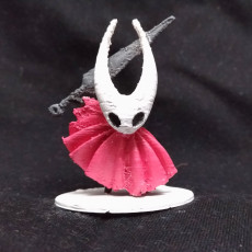 Picture of print of Hollow Knight: Hornet