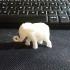 Elephant - Scaned image