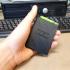 Oragami Style Foldable Card Holder image