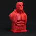 Hellboy Bust image