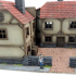 Medieval big house - 6 to 28mm sliced files ! image