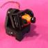 Super light Runcam Split mini gimbal (2 axis) image
