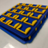 Tinkercad Braille Game - Letters - Kyra, Emma, Mr. Jones image