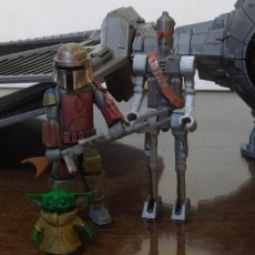 Picture of print of Boba Fett