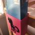 Tissue Box Holder Unicorn image