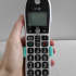 Accessibility Handle - BT 4600 DECT Phone image