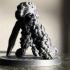 Stone Golem - DnD print image