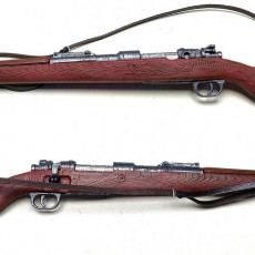 Picture of print of Kar98k