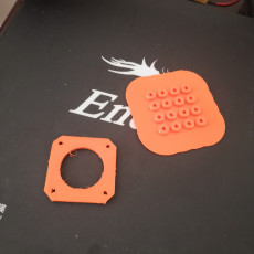 Picture of print of Silent Mod for EVERY 3d Printer !MUST HAVE! (nema damper)