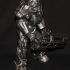 Fallout T-60 Power armor print image