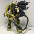 DIY Alien vs. Power Loader fight with LED lights image