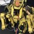 DIY Alien vs. Power Loader fight with LED lights image