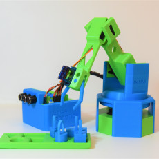 M First - Educational Robotic Arm