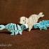 Flexi Articulated Mini Seadog / Seal Full image