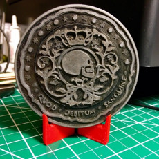 Picture of print of Blood Oath Marker-John Wick Chapter 2