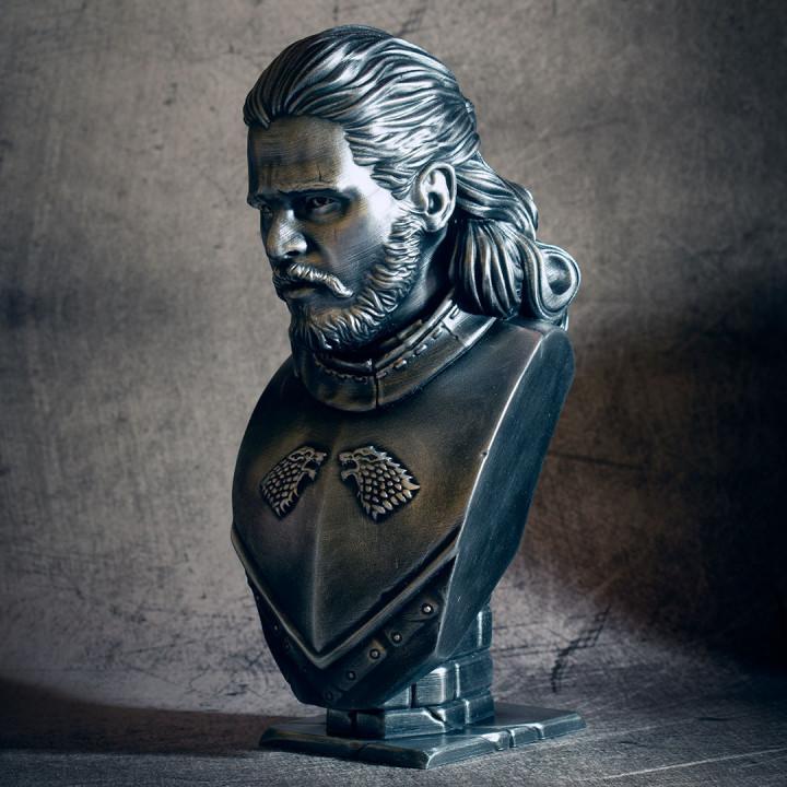 Jon Snow bust