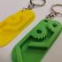Almas Robotics - Gripper Keychain image