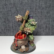 Picture of print of Burtz Dwarfstew - Ogre Cook