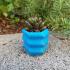 Hex Helix Pot image