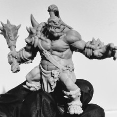 Picture of print of Ogre Marauder - Modular A