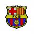 BARCELLONA F.C. WALL BADGE image