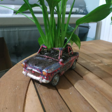 Picture of print of Pony Toy Car