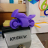 motogp magnetic toys image
