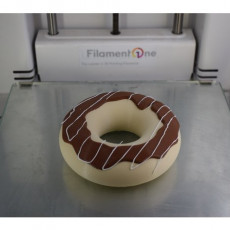2 Color Donut