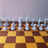 Curvy Chess Set image