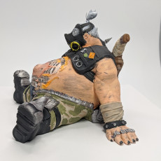 Picture of print of Roadhog - Overwatch This print has been uploaded by Tim Fenton