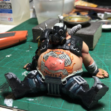 Picture of print of Roadhog - Overwatch This print has been uploaded by Jason Yeung