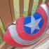 Broken Captain America Shield image
