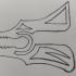 Fully 3D Printed Wolf Bag Clip |SelfCAD Design| | #selfCADchallenge | image