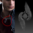 Devil May Cry 5 Nero Pendant image
