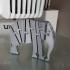 Flexi Articulated Elephant image