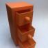 Mini Storage Cabinet image