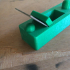 Rabot à bois fonctionnel / functionnal shave for wood image