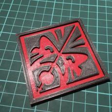3D Printable Dust filter support for / Soporte de filtro de