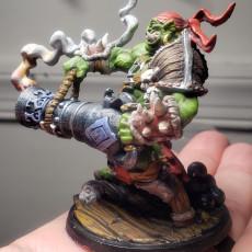 Picture of print of Ogre Marauders Set - 4+2 Heroes Bundle