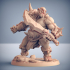 Ogre Marauders Set - 4+2 Heroes Bundle image