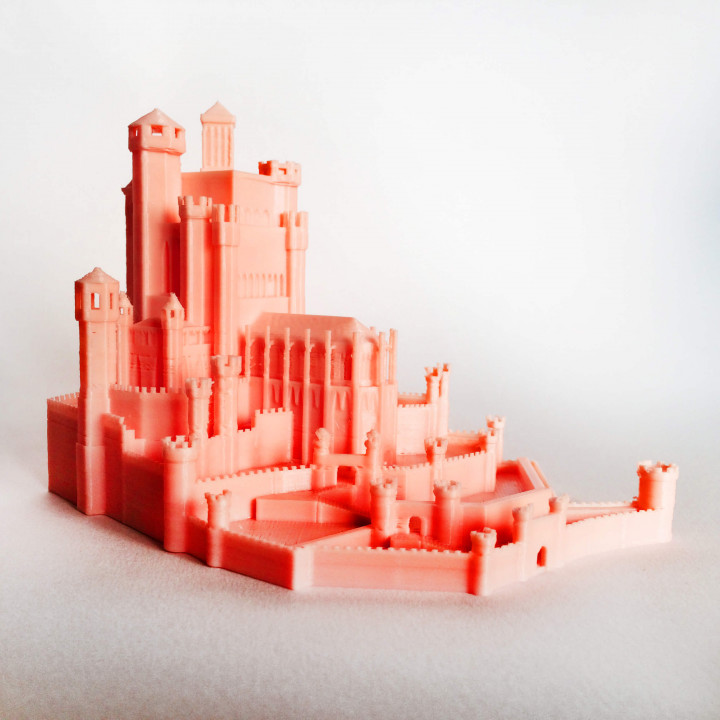 The Red Keep - Game of Thrones