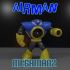 AIRMAN from MEGAMAN2 image