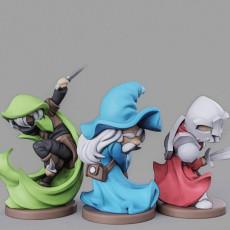 RPG Heroes! Set_01