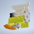 Holder for MK8 Extruder Nozzle Print Head For Prusa i3 image
